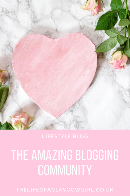 Pinterest Image for The Amazing Blogging Community on twitter - on Thelifeofaglasgowgirl.co.uk