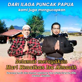 Kisah Polisi Iqbal Tak Lebaran Bersama Keluarga Demi Jaga Papua Dari Ancaman KKB