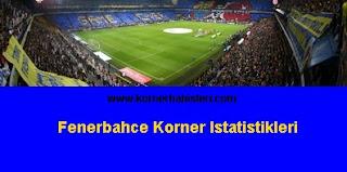 Fenerbahçe'nin 2018-2019 Sezonu Süper Lig Maçlarıdaki Korner Sayıları  Fenerbahçe maç başına kaç köşe vuruşu kazandı? Sarı Lacivertli ekibin rakiplerine kazandırdıgı kornerlerin tüm istatistikleri.