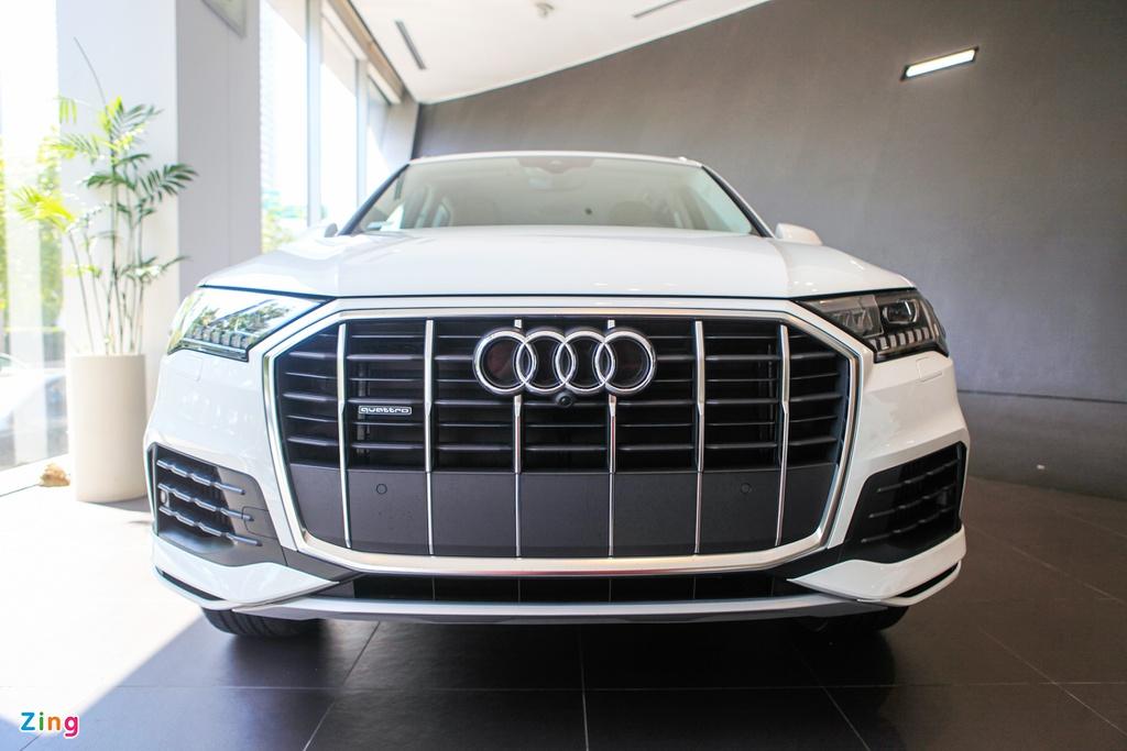 Chi tiết Audi Q7 2020 tại VN, đối thủ BMW X5 và Mercedes GLE