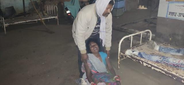बेनीपट्टी में दो अलग अलग दुर्घटना में दो की मौत, दो घायल