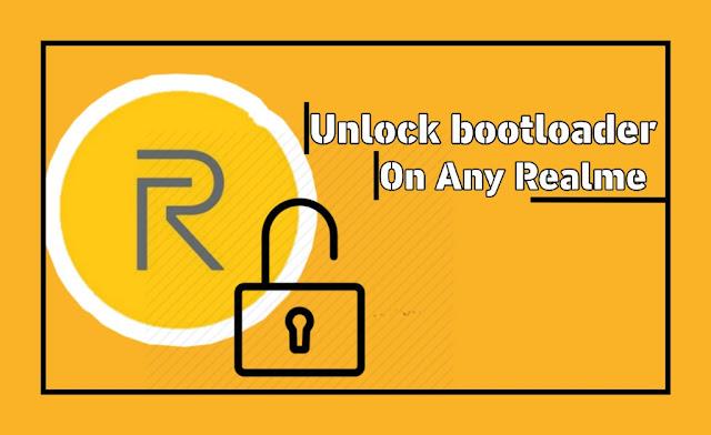 كيفية فتح Bootloader على أي هاتف Realme