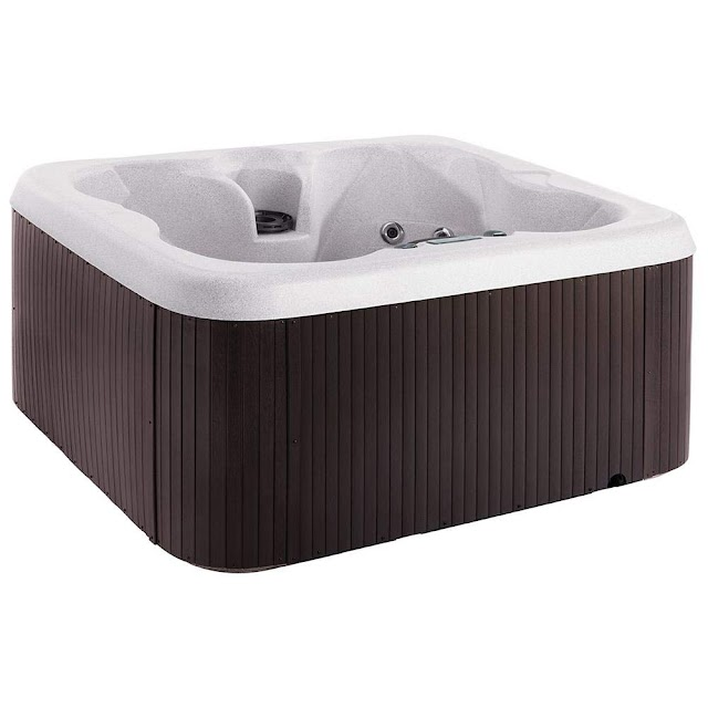 Lifesmart Hot Tub Reviews In 2021| Small Garden Hot Tubs