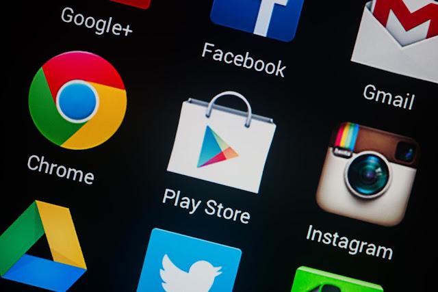 aplikasi resmi google play store