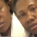 Lady in tears after seeing what her father was doing in the bedroom with her stepmother