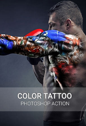 Vector Photoshop Action - 30