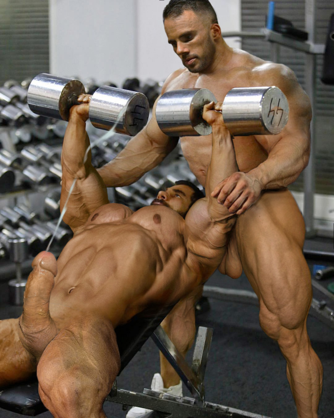 The Ifnb Report Massive Muscle And Cock Blog 2019-1758