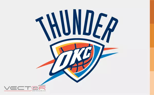 Oklahoma City Thunder Logo - Download Vector File AI (Adobe Illustrator)