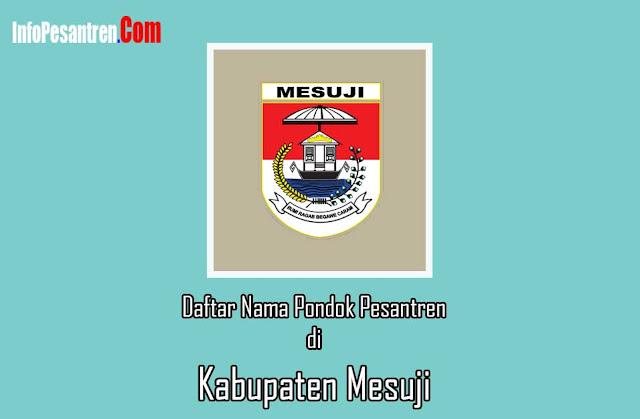 Pondok Pesantren di Kabupaten Mesuji