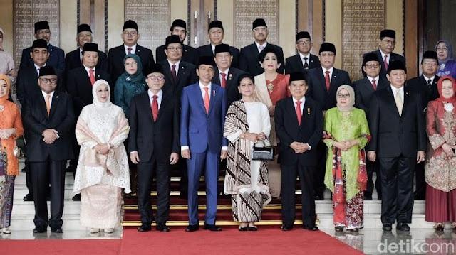 Jokowi: Ego Lembaga Harus Diruntuhkan!