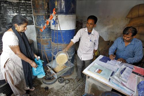ration card shop list uttar pradesh