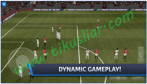 Download DLS Mod 4.03 Liga Gojek Travelloka Indonesia 2017 Team Apk dan Data gratis