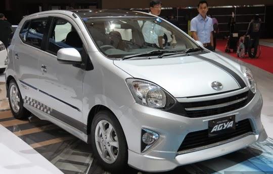 Jual Mobil Bekas Second Murah Harga Mobil Toyota Agya Cirebon