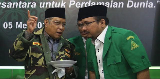 Ketua PBNU Said Aqil Siradj Positif Covid-19, Orang Dekat Langsung Tes Usap