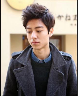 Gaya Rambut Pendek ala Pria Korea