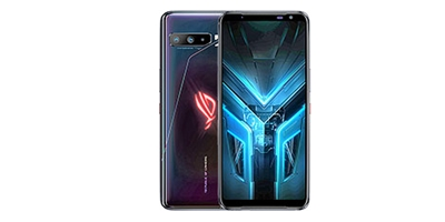 Cara Screenshot Asus ROG Phone 3 Strix