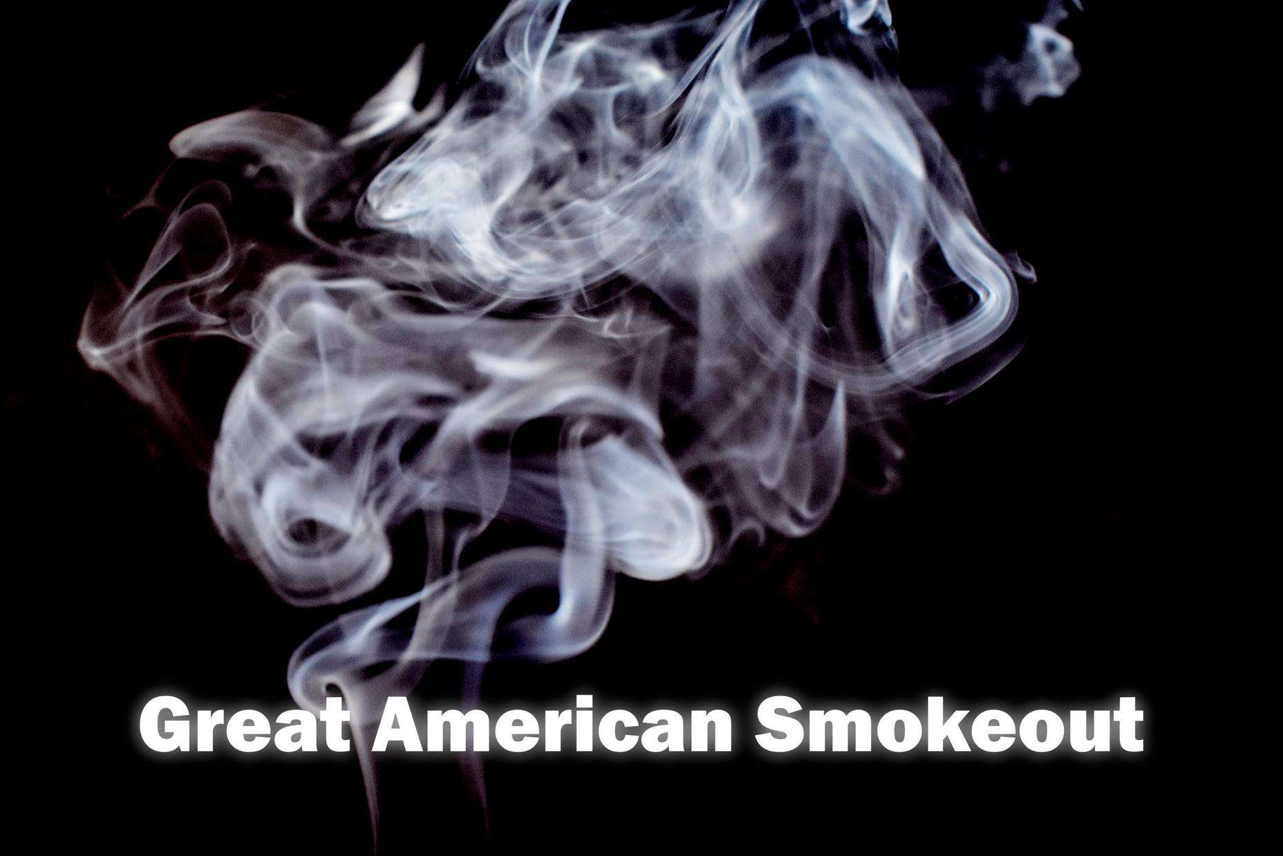 Great American Smokeout Wishes Photos