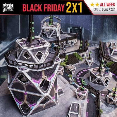 BLACK WEEK has arrived to Plast Craft Games