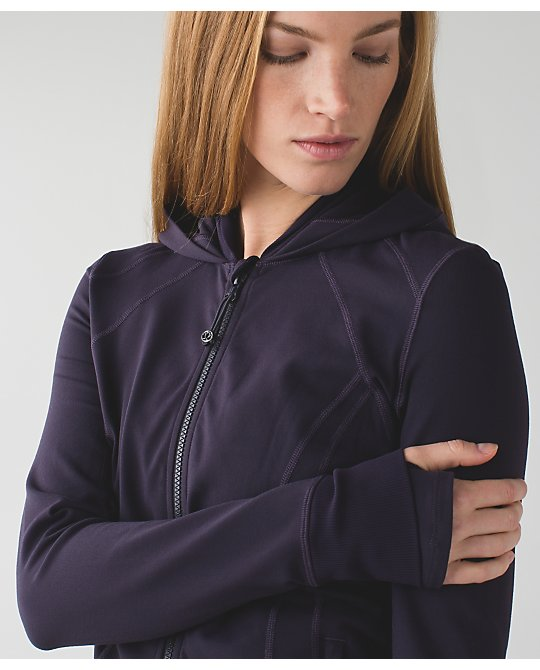 lululemon daily-practice-jacket black-swan