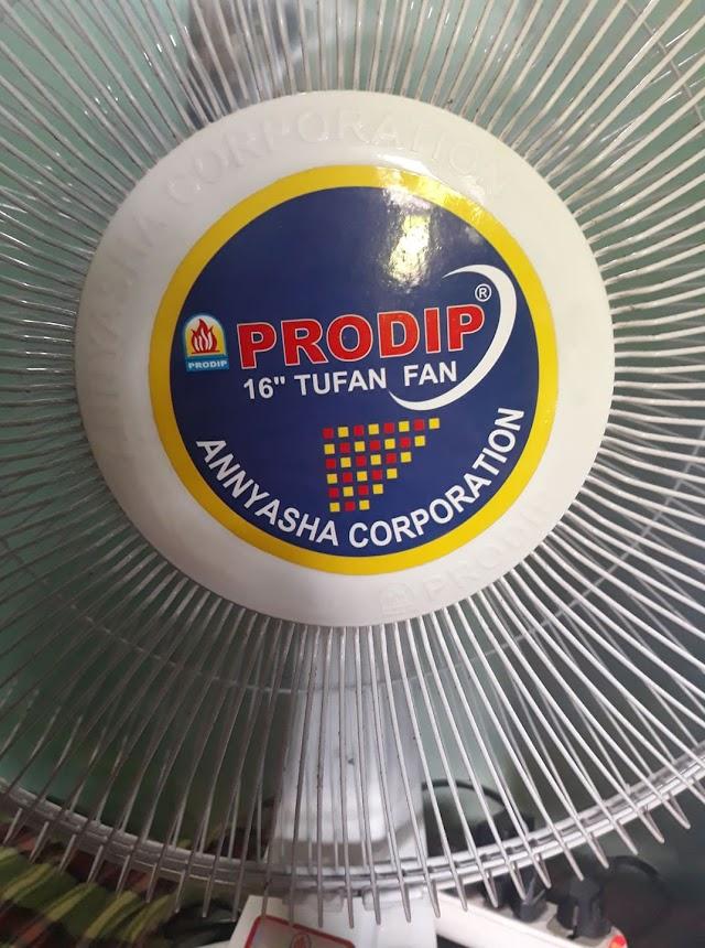 Prodip 16 Tufan Fan Review 2020