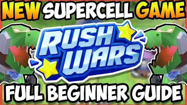 دليل المبتدئين الكامل Rush Wars