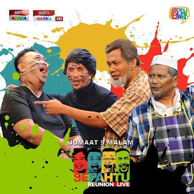 Sepahtu Reunion LIVE 2019 MINGGU 2 FULL