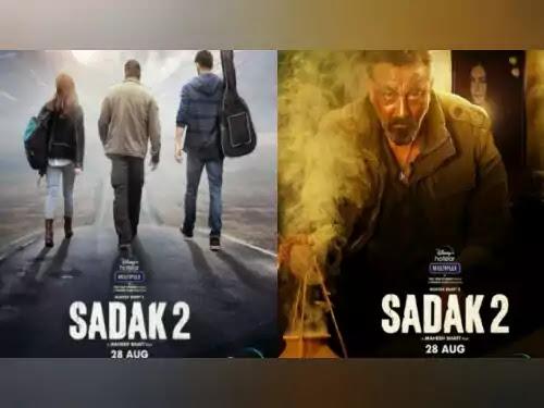 sadak-2-posters-out