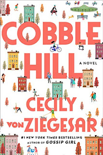Book Review and GIVEAWAY: Cobble Hill, by Cecily von Ziegesar {ends 8/23}