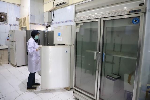 Selain Mobil dari BNPB dan BIN, Pemkot juga Mulai Operasikan Lab untuk Tes Swab