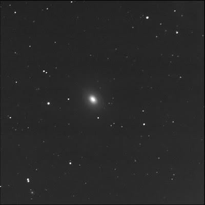RASC Finest galaxy NGC 4699 in luminance