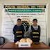 Incautan más de 7 kg de droga que iba ser enviada en sacos de papas a Cajamarca