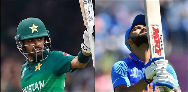 "Who is better between Kohli and Babar Azam?"" The series will decide."