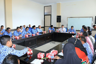Matangkan Operasional Pasar Padang Kaduduak, Pemko Rapat Bersama Warga Setempat
