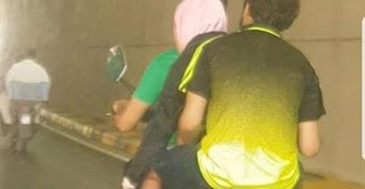 """أمن الإسكندرية يكشف تفاصيل جديدة عن """"فتاة الدراجة البخارية"""" المختطفة"""
