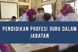 workshop atau kuliah tatap muka PPGJ di perguruan tinggi