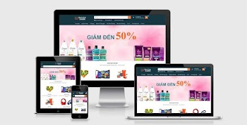 Bachhoaxanh Ecommerce Blogger Template Free Premium