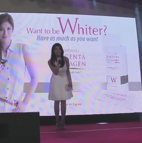 Throwback: Angel Locsin Looked Stunning In The Launch Of Mosbeau Placenta Collagen Jelly!