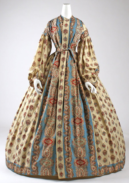 The Sewing Goatherd: The Mid-19th Century Wrapper to Hide