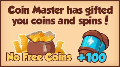 Coin master free spin and coin 100 tested
