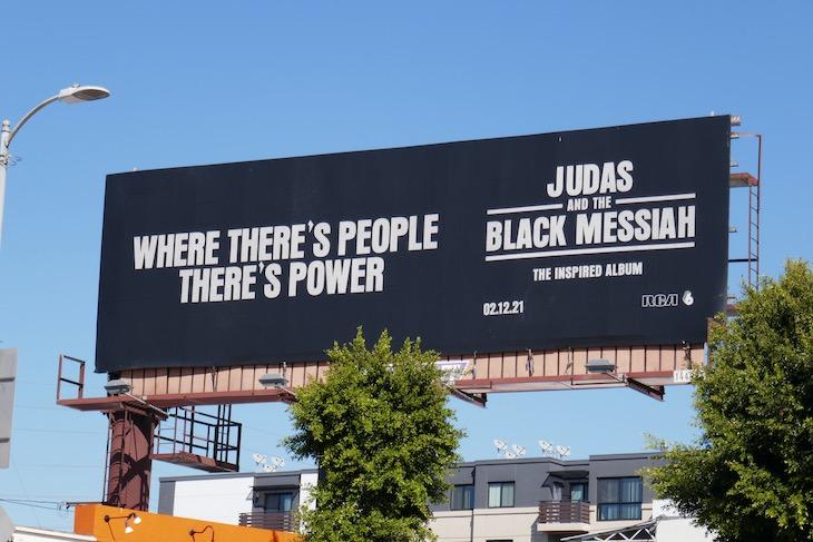 Where theres people power Judas Black Messiah album billboard