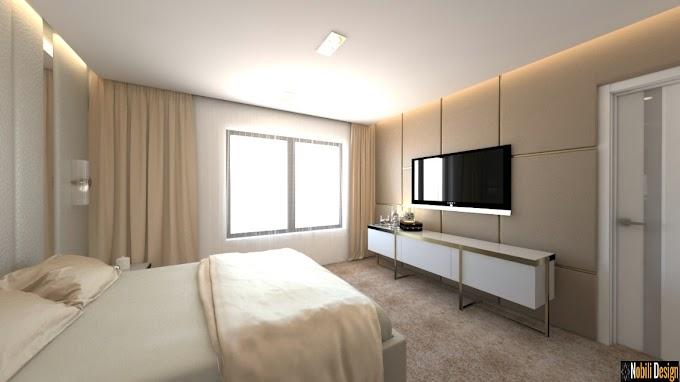 Design Interior case moderne cu etaj - Amenajari interioare Constanta