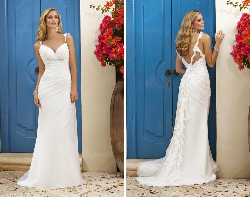 6a4712ebf Rachel´s Fashion Room: Tipos de colas para el vestido de novia