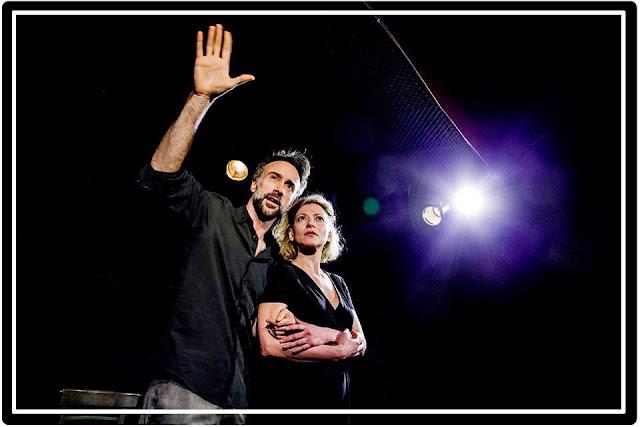 Nadja d'André Breton au théâtre dans  Pourquoi dis, pourquoi m'as tu pris mes yeux