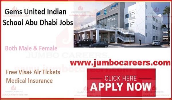 Free visa jobs in UAE,