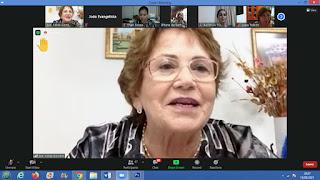 Emedebistas debatem direitos da mulher com Nilda Gondim e Jéssica Sales