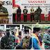 Kasal Laksamana TNI Yudo Margono Tinjau Pelaksanaan Vaksin di Kotabaru