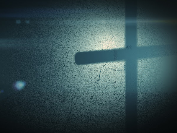 Standing In The Shadow Of The Cross