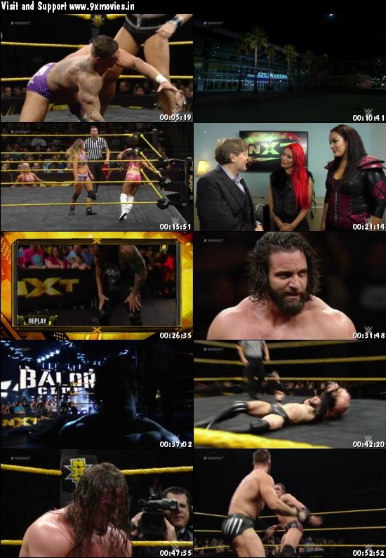 WWE NXT 02 March 2016 WEBRip 480p 200MB