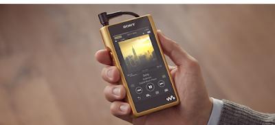 Sony NW-WM1Z Walkman
