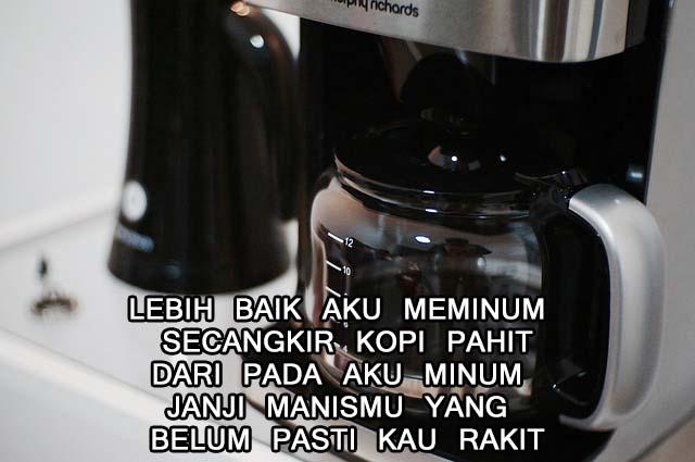quote kopi hitamku